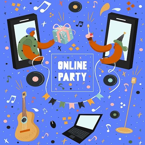 Online Firmenfeiern