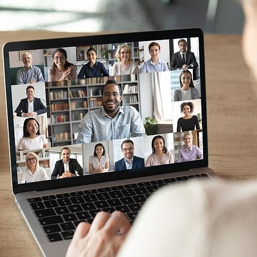 Online Video-Konferenzen