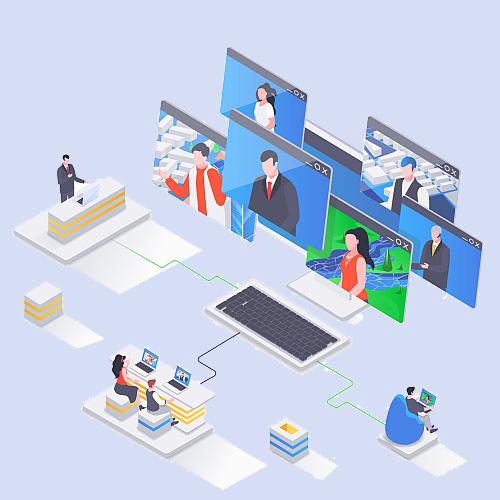 Online Tagungen / Konferenzen