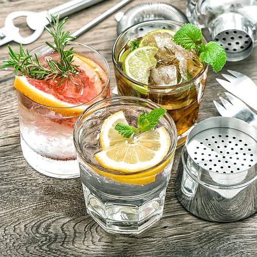 Online Gin-Tasting
